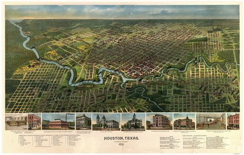Texas Bird's Eye Views