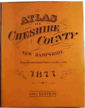 Atlas of Cheshire Co NH, 1877