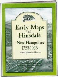 Early Maps of Hinsdale, NH