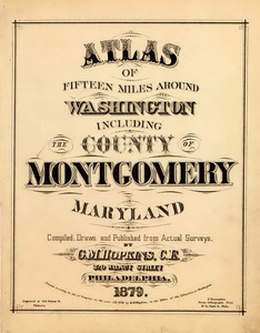 Maryland County Atlases