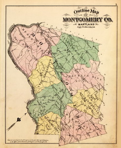 Atlas of Montgomery Co, MD