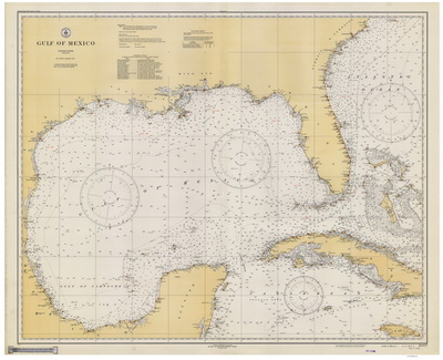 Florida Nautical Chart