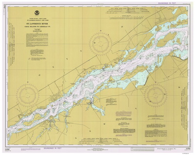 Chart 12b - Croil Islands to Leishman Point 1977